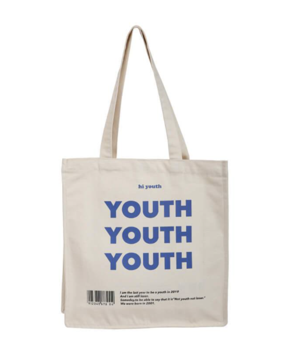 túi canvas youth